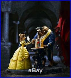 La Bella E La Bestia Statua A Moment In Time Belle 35 CM Disney Border Fine Arts
