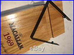 Macallan Fine & Rare Original Wooden Box (1969)
