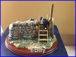 New Border Fine Arts Element of Surprise sheep B0089