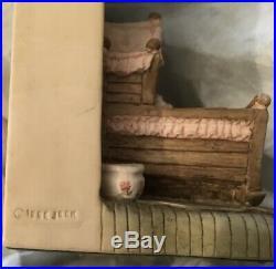 Rare Border Fine Arts Jill Barklem Brambly Hedge BH102 Poppys Babies Clock